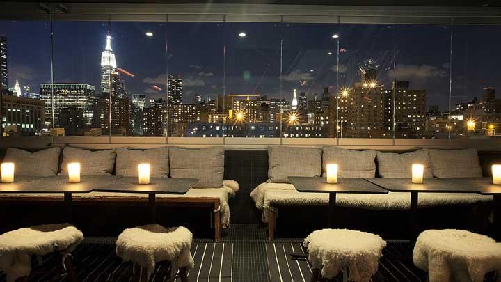 Artico at Hotel Americano