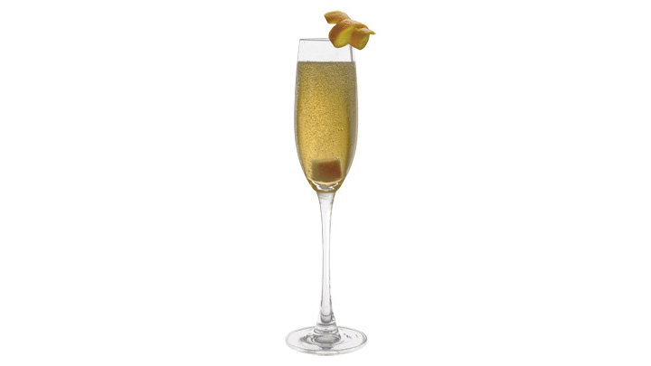 Drink Recipes | Champagne Cocktails