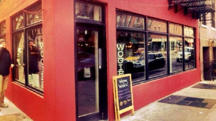 Wogie's Sports Bar nyc