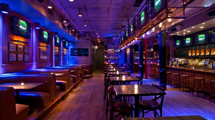 Where to watch the superbowl sports bars in nyc bounce sporting club aloadofball Images