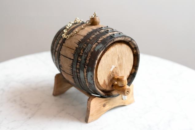 Barrel Aged Breukelen Cocktail