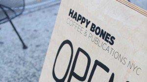Happy Bones Coffee and Publications