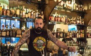 Stephen Yorsz Rochelle's Whiskey Bar