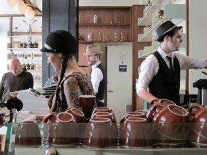 Stumptown Coffee nyc
