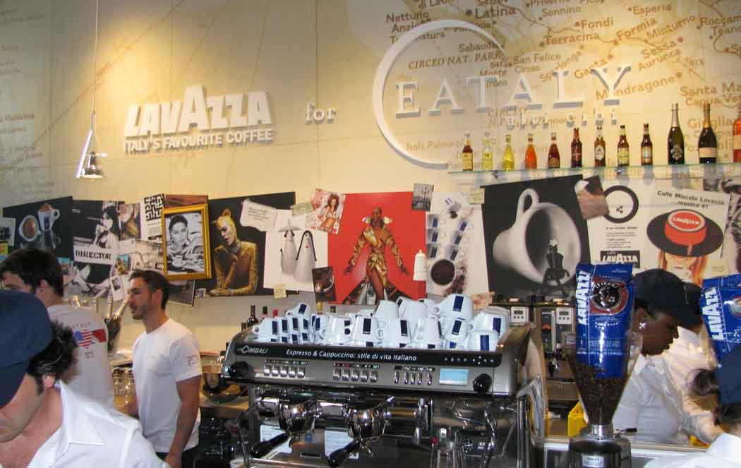 Cafe Lavazza Nyc
