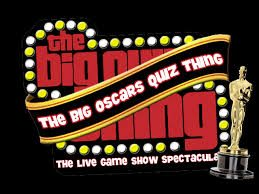 big oscar quiz thing
