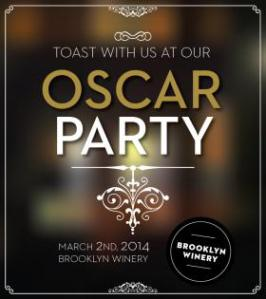 brooklyn winery oscar party