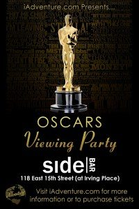 sidebar oscar party