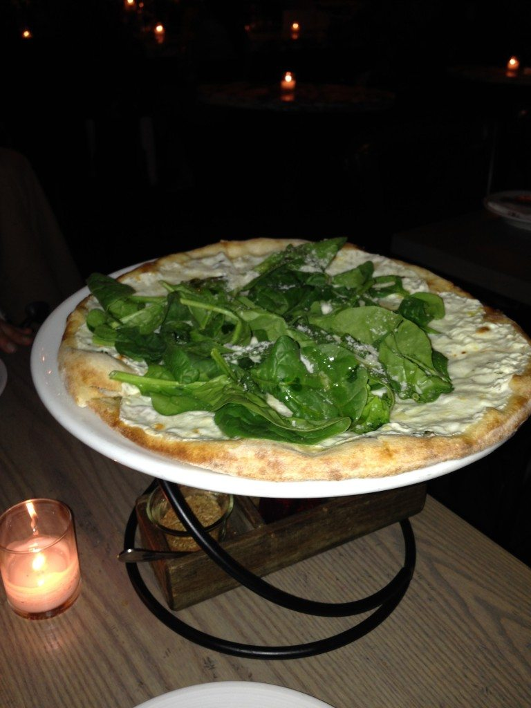 Sotto 13 White Pizza