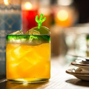 Horchata New York cocktail