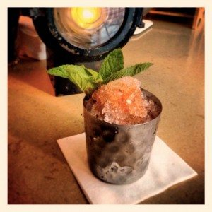 Horse Power (Mint Julep from Mulberry Project)