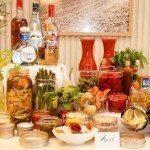 Amali Bloody Mary Bar
