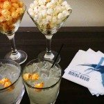 Micing Room Popcorn Cocktails