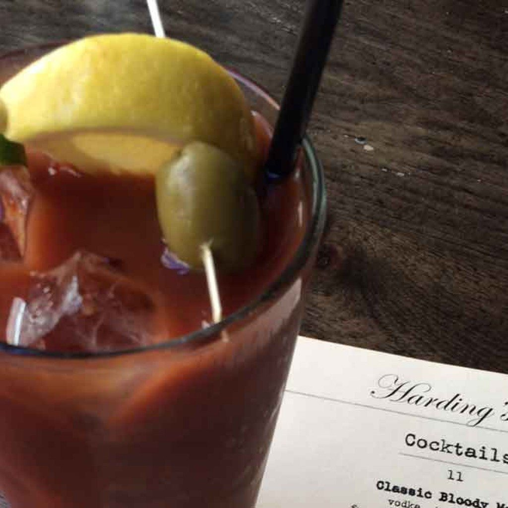Harding's NYC Bloody Mary