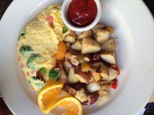 Harding's NYC Omelette