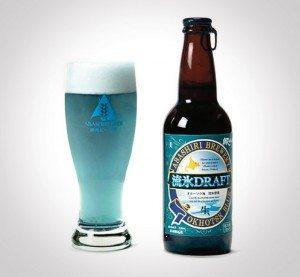 Abashiri Blue Beer | Japanese Beer