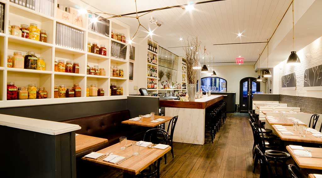 Louro West Village Interior