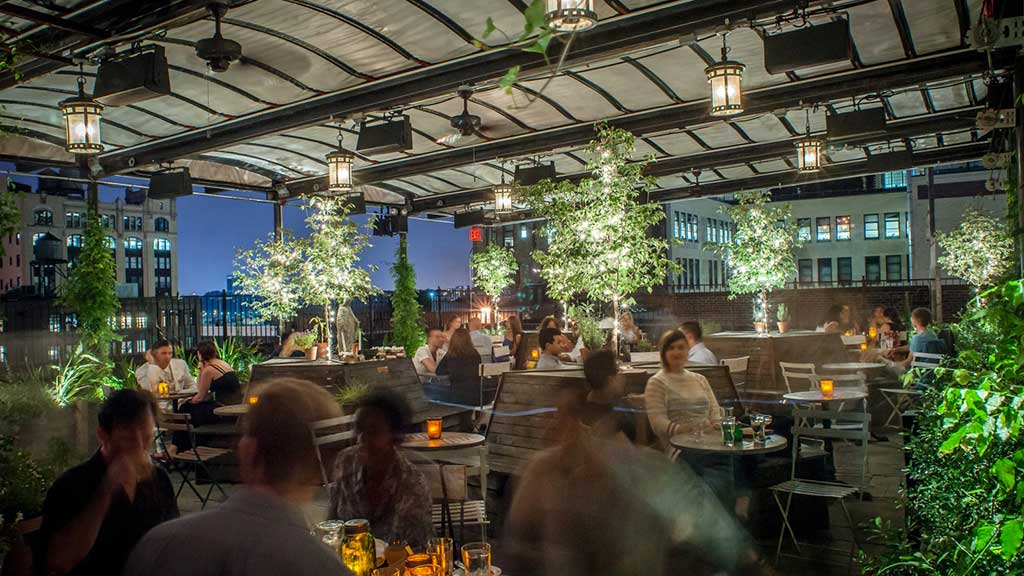 Gallow Green Rooftop Chelsea