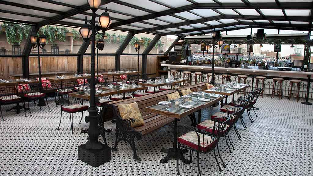 Best rooftop bars in new york city to drink for Hippest hotels in nyc