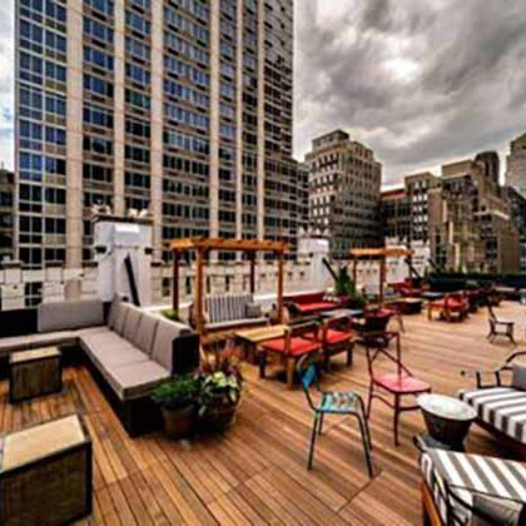 Refinery Rooftop NYC