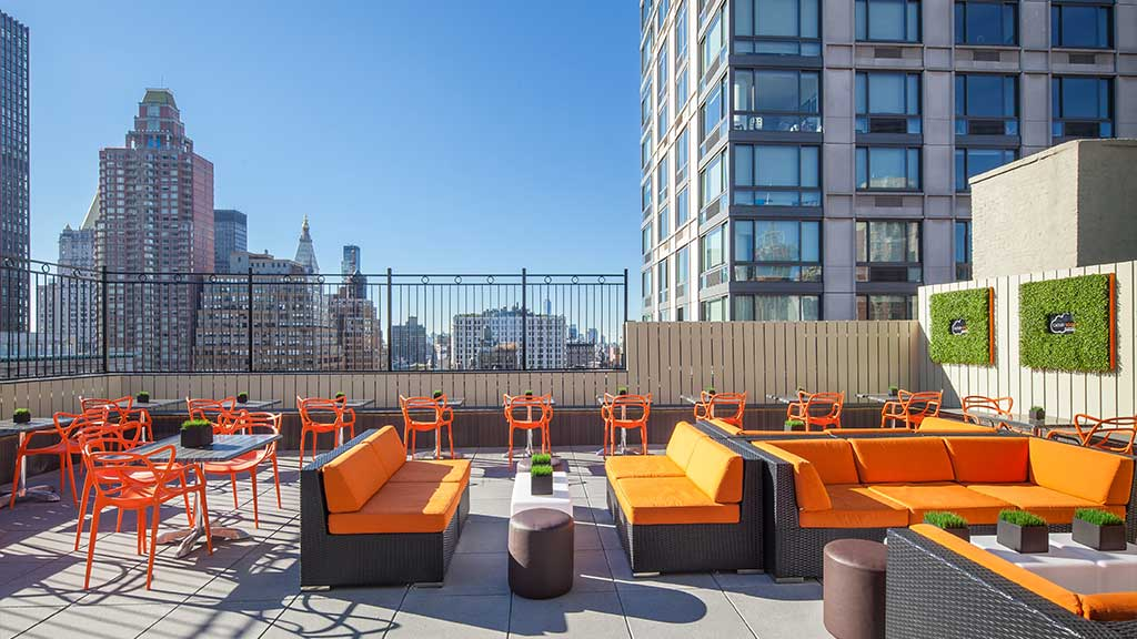 Cloud Social Rooftop New York City
