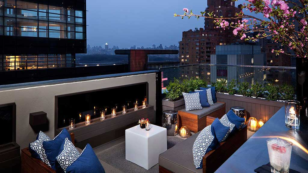 The Jade Hotel Rooftop
