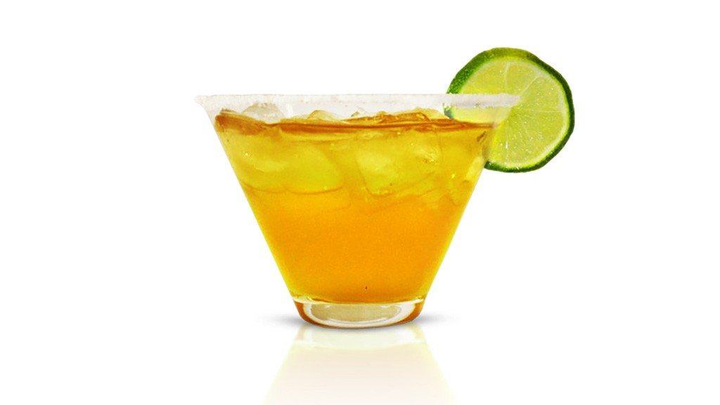 Basil Hayden's Bourbon Margarita