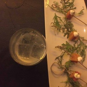 Casa Lever Cocktails Hors D'oeuvres