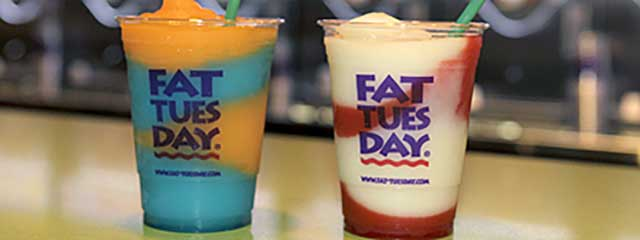 Crawgator Daiquiri Fat Tuesday