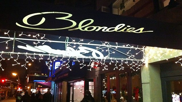 Blondie's NYC