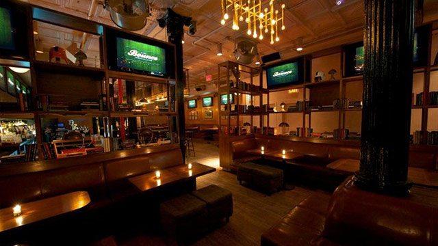 Bounce Sporting Club NYC