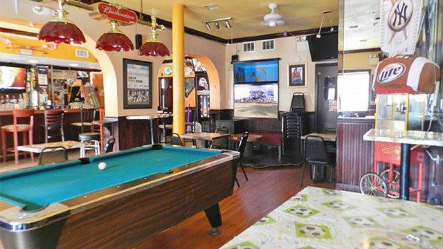 Half Court Sports Bar