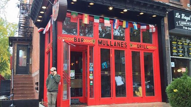 Mullanes Bar and Grlll Fort Greene