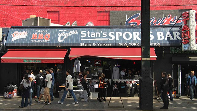 Stans Sports Bar Bronx