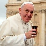 Good Wine and Coffee with the Pope