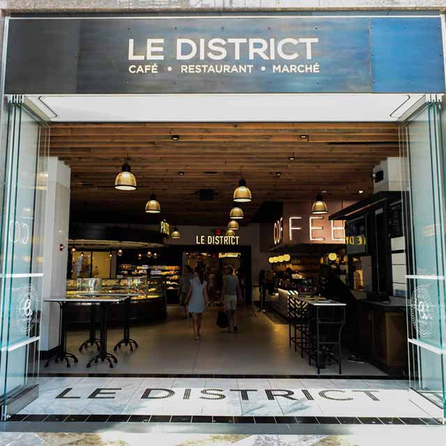 Le District Brookfield