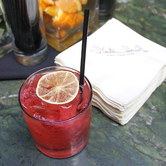 Blood Orange Margarita at Stanton Social