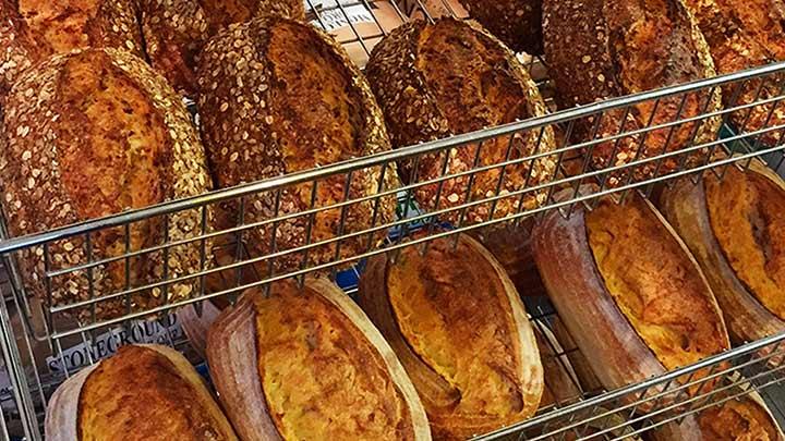 Dan Barber Bread