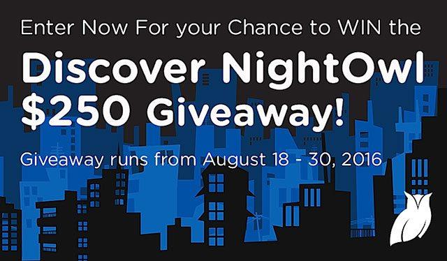 Nightowl Contest