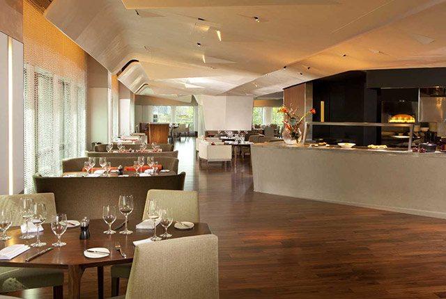 Atrio Restaurant Conrad New York