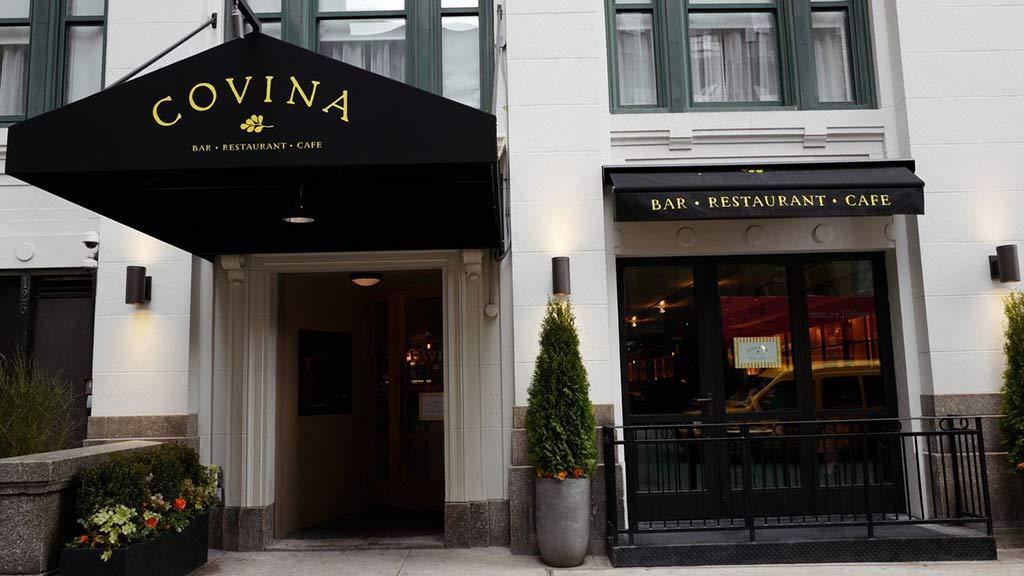 Covina Cafe NYC