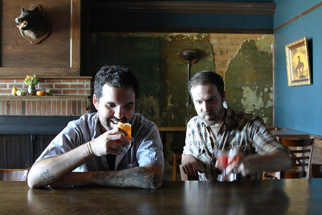 Daniel Ray & Matt McFerron The Old Pal