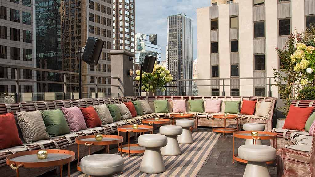 PHD Terrace at Dream Midtown