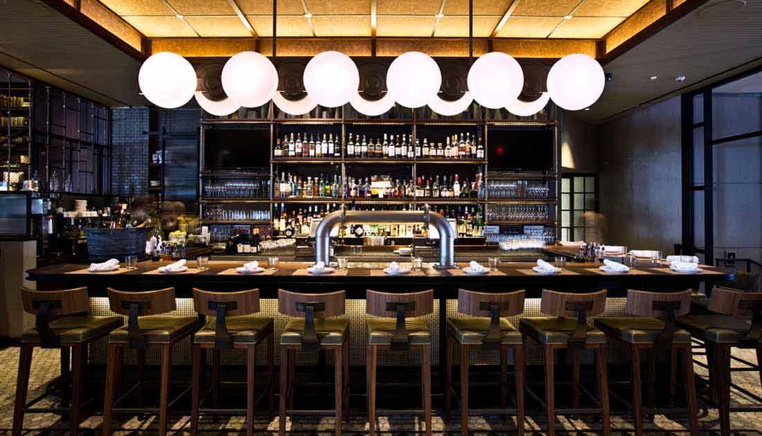 The Vine Bar at Hotel Eventi NYC