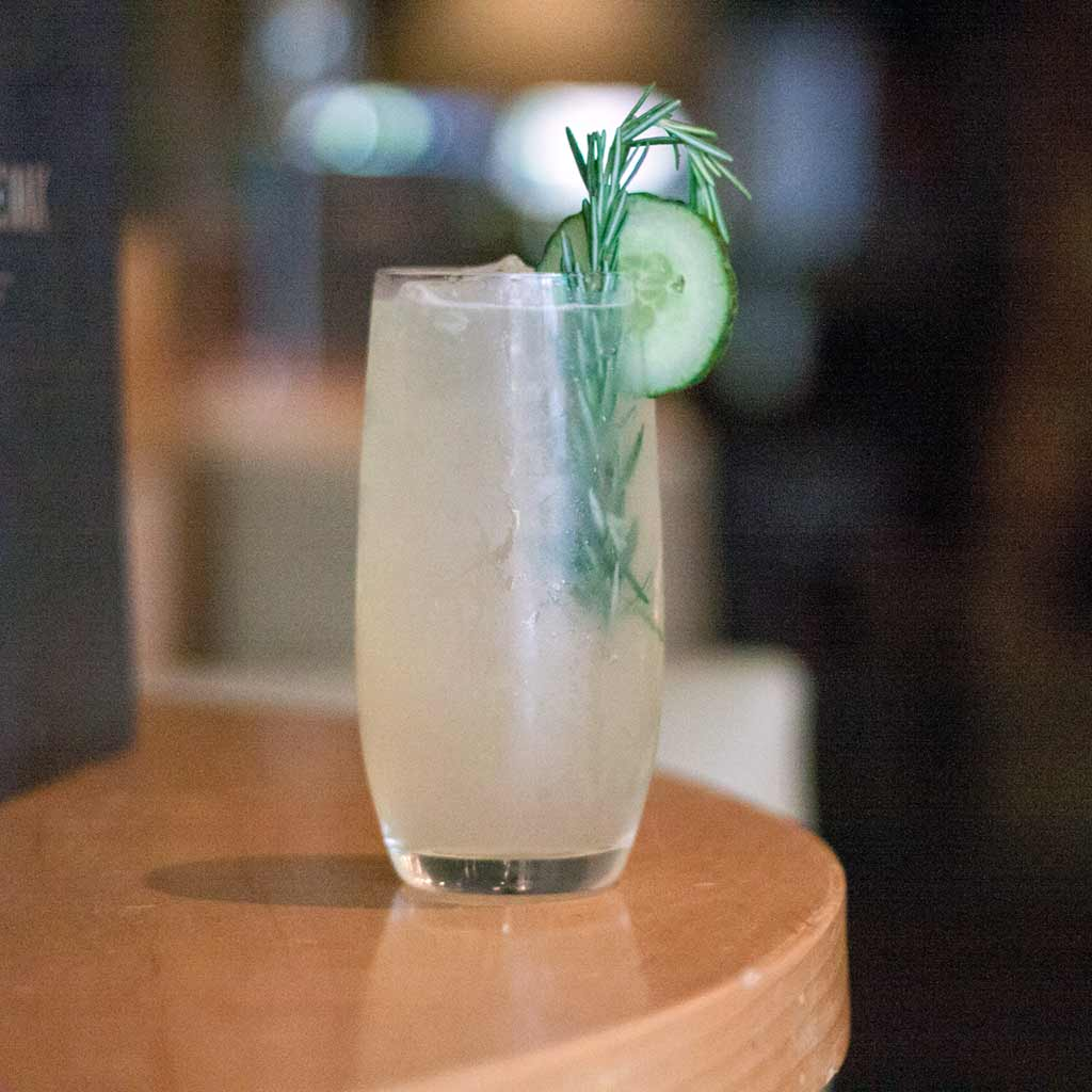 818 10th Cocktail at White Oak Kitchen & Bar