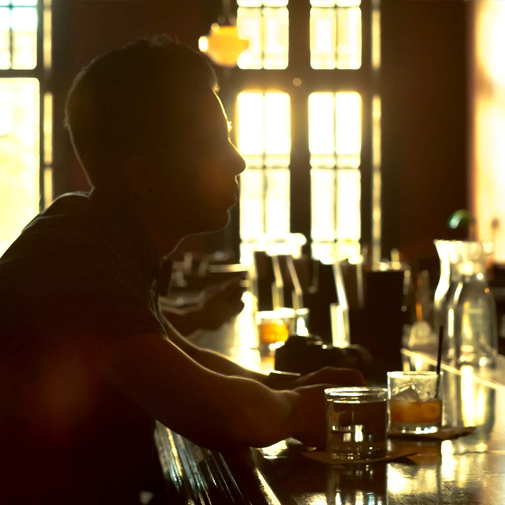 Houston Bartender Alex Negranza