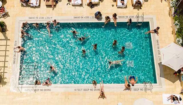 McCarren Hotel Pool Broolyn