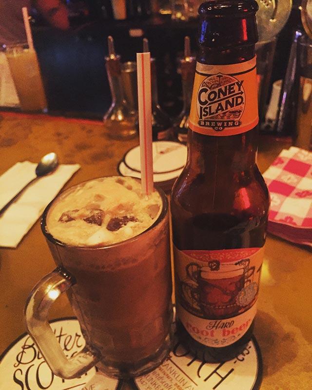 Brooklyn Roots Coney Island Hard Sodas
