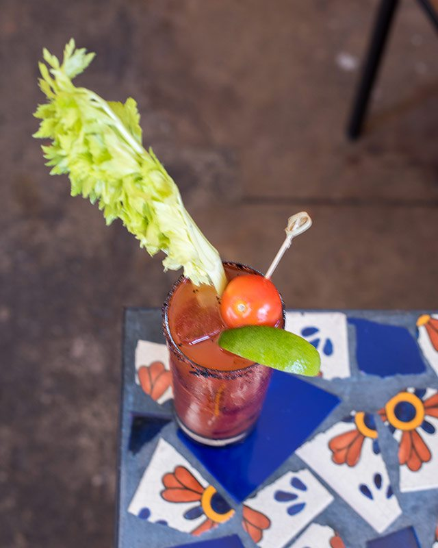 Bloody Mary Oso Harlem