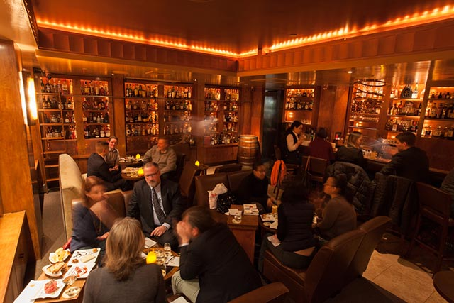 Brandy Library Best Bourbon Bars NYC